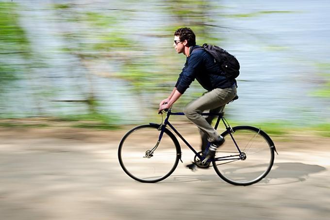 BicycleCarousel