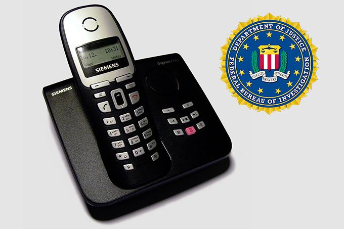 Phone Scam FBI