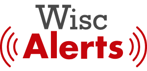 Logo for wisc alerts