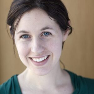 Headshot of Cecelia Klingele