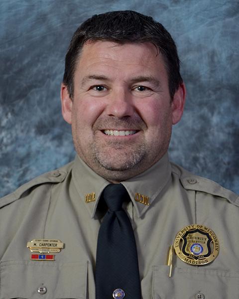 Headshot of Micheal Carpenter
