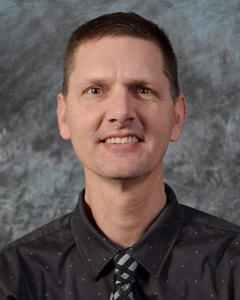 Headshot of John Deering