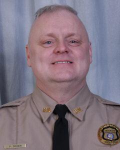 Headshot of Pete Disher