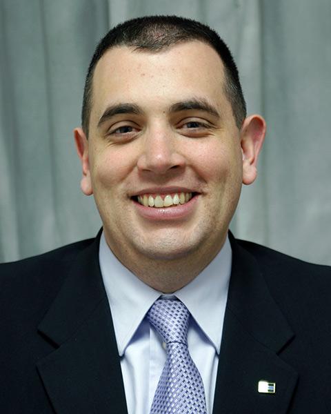 Headshot of Peter Grimyser