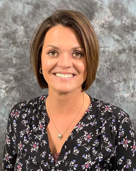 Headshot of Rachel Laubmeier